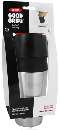 DROPPED: OXO - Good Grips LiquiSeal Travel Mug - CLEARANCE PRICED