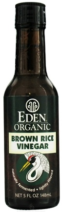DROPPED: Eden Foods - Organic Brown Rice Vinegar - 5 oz. CLEARANCE PRICED