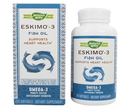 Zoom View - Eskimo-3 Naturally Stable Fish Oil Ultra-Pure Omega-3