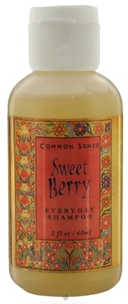 DROPPED: Common Sense Farm - Everyday Shampoo Sweet Berry - 2 oz. CLEARANCE PRICED
