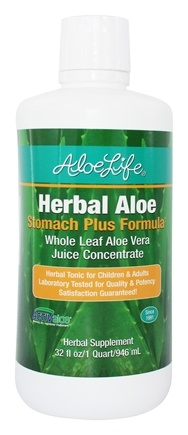 Zoom View - Herbal Aloe Stomach Plus Formula