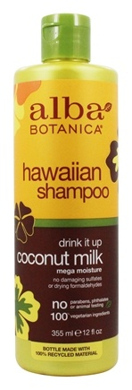 Zoom View - Alba Hawaiian Hair Wash Extra-Rich