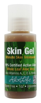 Zoom View - Skin Gel Unscented