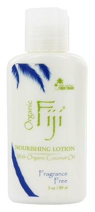 Zoom View - Nourishing Lotion Virgin Coconut Oil Fragrance Free
