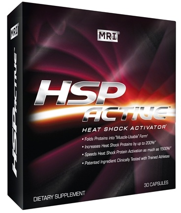 DROPPED: MRI: Medical Research Institute - HSP Active Heat Shock Activator - 30 Capsules
