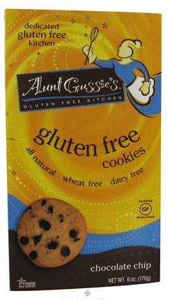 Zoom View - Gluten Free Cookies Chocolate Chip