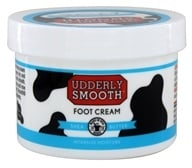 Udderly Smooth - Foot Cream with Shea Butter - 8 oz., from category: Personal Care