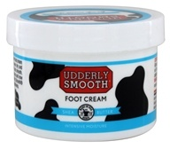 Udderly Smooth - Foot Cream with Shea Butter - 8 oz. by Udderly Smooth