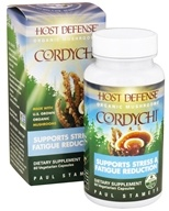 Image of Fungi Perfecti - Host Defense CordyChi Breathing Support - 60 Vegetarian Capsules CLEARANCE PRICED