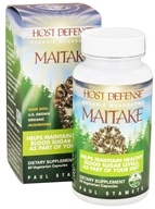 Fungi Perfecti - Host Defense Maitake Cellular Support - 60 Vegetarian Capsules (633422031521)