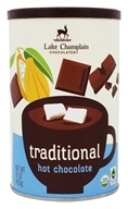 Lake Champlain Chocolates - Hot Chocolate Organic - 16 oz.