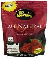 Panda - Licorice Soft Chews Cherry - 6 oz. by Panda