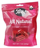 Panda - Licorice Soft Chews Cherry - 7 oz.