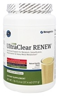 Metagenics - UltraClear RENEW Medical Food Original Flavor - 28.5 oz. (755571920614)