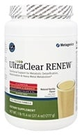 Metagenics - UltraClear RENEW Medical Food Original Flavor - 28.5 oz., from category: Professional Supplements