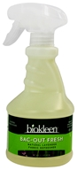 Image of Biokleen - Bac-Out Fresh Natural Fabric Refresher Lavender - 16 oz.