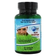 Image of pHion Balance - Acid Drainage Natural Alkalinity Booster - 60 Capsules