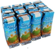 O.N.E. - Coconut Water 100% Natural Mango - 8.5 oz.