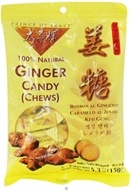 Prince of Peace - Ginger Candy - 5.3 oz., from category: Health Foods