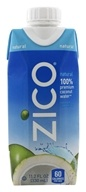 Zico - Pure Premium Coconut Water Natural - 11.2 oz., from category: Health Foods