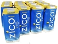 Zico - Pure Premium Coconut Water Mango - 11.2 oz. by Zico