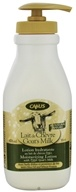 Image of Canus - Goats Milk Moisturizing Lotion Olive Oil and Wheat Protein - 16 oz.