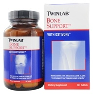 Twinlab - Bone Support with Ostivone - 60 Tablets (027434013895)