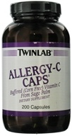 Twinlab - Allergy-C Caps - 200 Capsules, from category: Nutritional Supplements