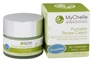 MyChelle Dermaceuticals - Pumpkin Renew Cream Combination Step 5 Unscented - 1.2 oz. - $21.80