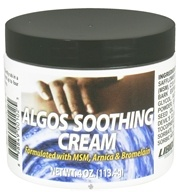 Libido Edge Labs - Algos Soothing Cream - 4 oz. formerly Pain Relief Cream