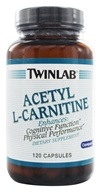 Twinlab - Acetyl L-Carnitine 500 mg. - 120 Capsules, from category: Nutritional Supplements
