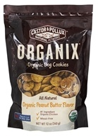 Castor & Pollux - Organix Organic Dog Cookies Organic Peanut Butter Flavor - 12 oz., from category: Pet Care