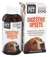 King Bio - Natural Pet Digestive Upsets Control For Canines Large - 4 oz., from category: Homeopathy