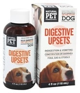 King Bio - Natural Pet Digestive Upsets Control For Canines Large - 4 oz.