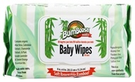 Bum Boosa - Bamboo Baby Wipes - 80 Wipe(s) (850320002051)