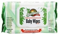 Bum Boosa - Bamboo Baby Wipes - 80 Wipe(s) - $4.62