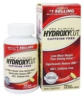 Muscletech Products - Pro Clinical Hydroxycut Advanced 100% Caffeine-Free - 72 Caplets Formerly 99% Caffeine Free
