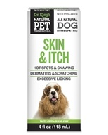 King Bio - Natural Pet Skin & Itch Irritation For Canines Large - 4 oz. (357955440246)