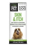 King Bio - Natural Pet Skin & Itch Irritation For Canines Large - 4 oz. by King Bio