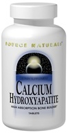 Source Naturals - Calcium Hydroxyapatite - 120 Tablets