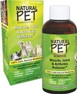 King Bio - Natural Pet Muscle, Joint & Arthritis Reliever For Felines Large - 4 oz. - $17.59