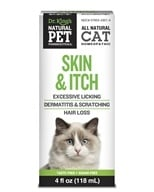 King Bio - Natural Pet Skin & Itch Irritation For Felines Large - 4 oz. by King Bio