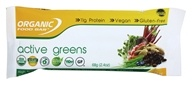 Organic Food Bar - Active Greens Original - 2.4 oz.