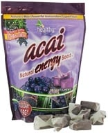 To Go Brands - Healthy To Go Acai Natural Energy Boost - 30 Soft Chews, from category: Nutritional Supplements