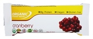 Organic Food Bar - Cranberry - 2.4 oz.