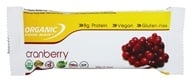 Image of Organic Food Bar - Cranberry - 2.4 oz.
