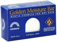 Image of Rainbow Research - Golden Moisture Bar Soap - 4.2 oz.