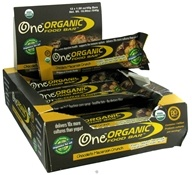 Organic Food Bar - One Chocolate Macaroon Crunch - 1.58 oz., from category: Nutritional Bars
