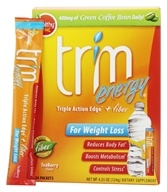 To Go Brands - Healthy To Go Trim Energy All Natural Triple Action Edge Tea Berry Flavor - 24 Packet(s) (850197001591)