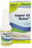 King Bio - Homeopathic Natural Medicine Upper Gl Relief - 2 oz.